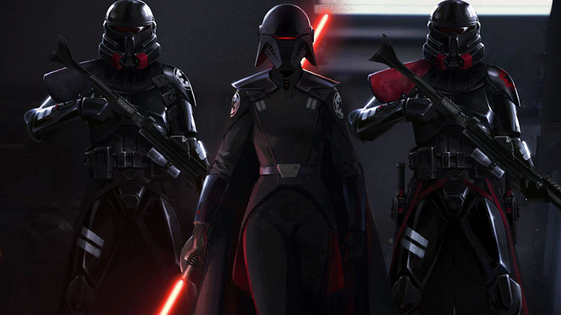 What You Need To Know About Star Wars' Imperial Inquisitorius