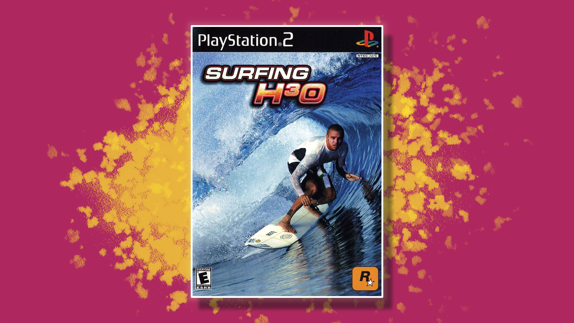 Released 19 Years Ago, Surfing H30 Is Rockstar's Worst Game