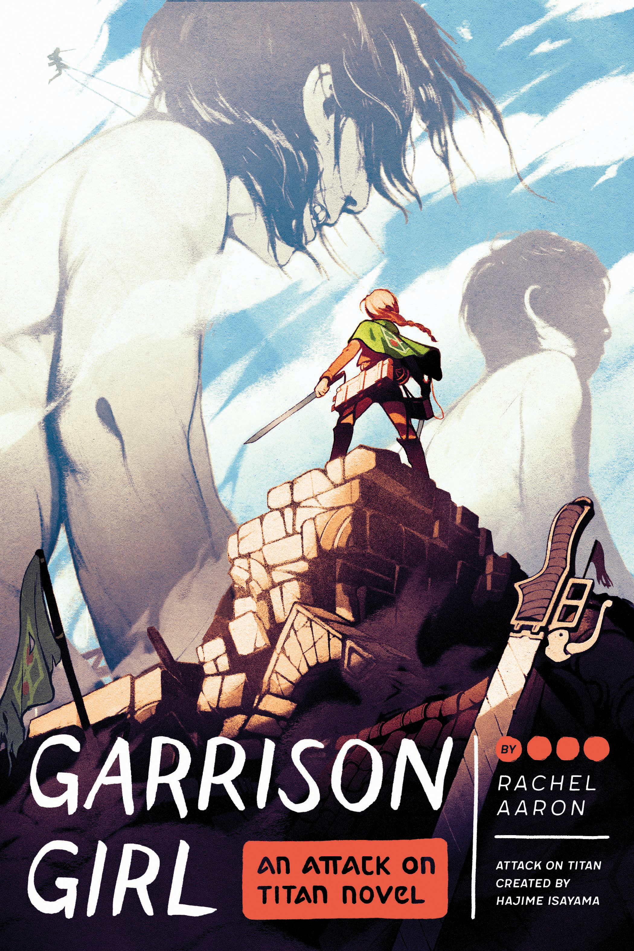 Read An Excerpt From Garrison Girl, The First Full-Length English
