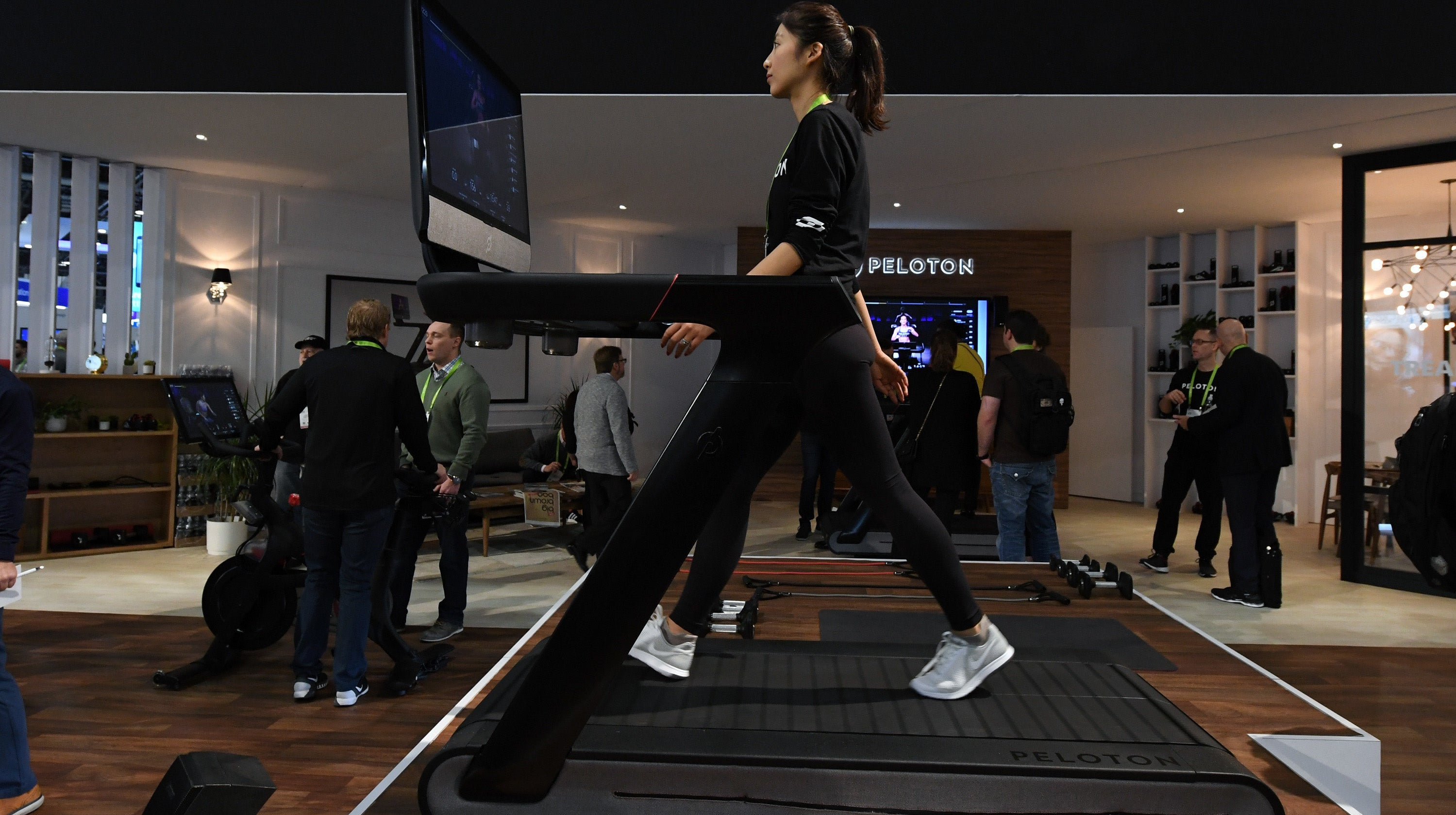 If You Want To Buy A Treadmill, Peloton Can't Help Right Now