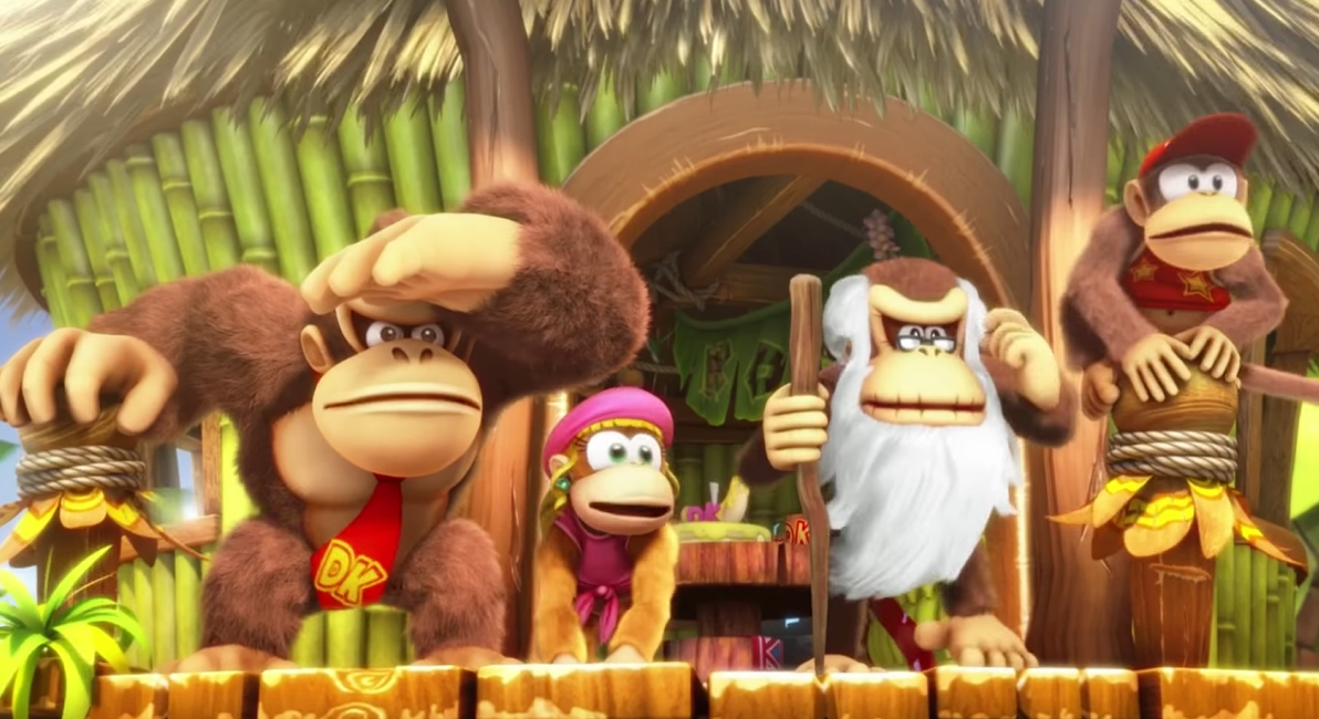 Four Years Later, Players Found A Metroid Hidden In Donkey Kong: Tropical Freeze