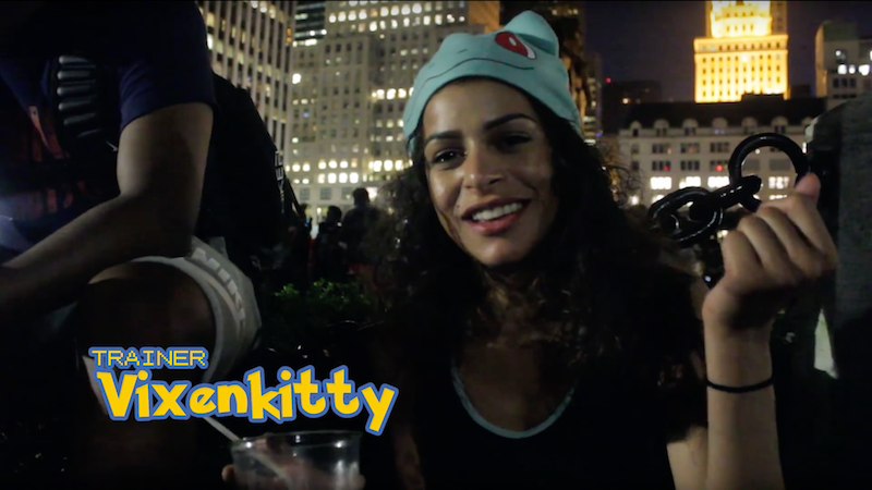 A Documentary On How Pokemon GO Is Bringing New Yorkers Together