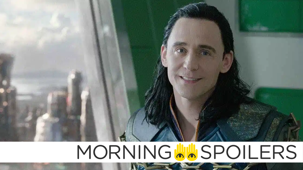 Loki Set Pictures May Hint At A Surprising Pull From The Comics