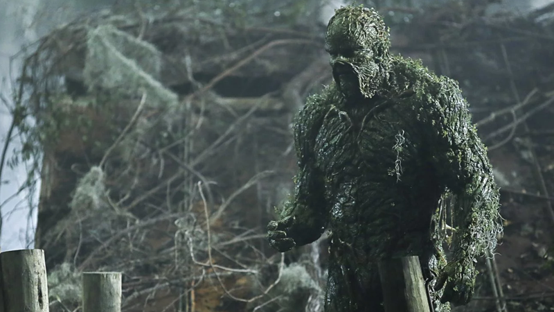 Wait, Now Swamp Thing Is Coming To The CW Too?