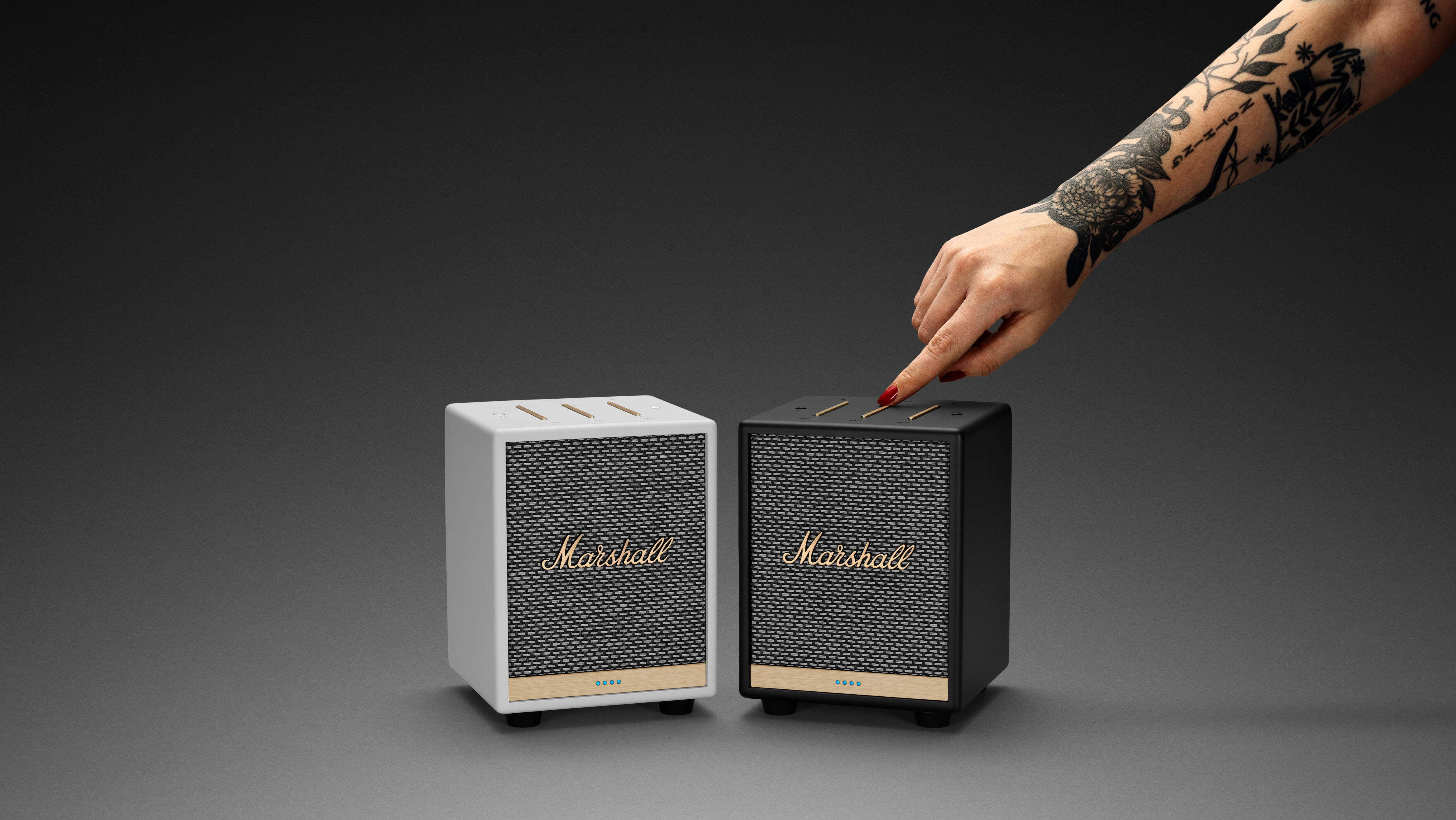 Marshall's New Itty Bitty Smart Speaker Packs Big Sound