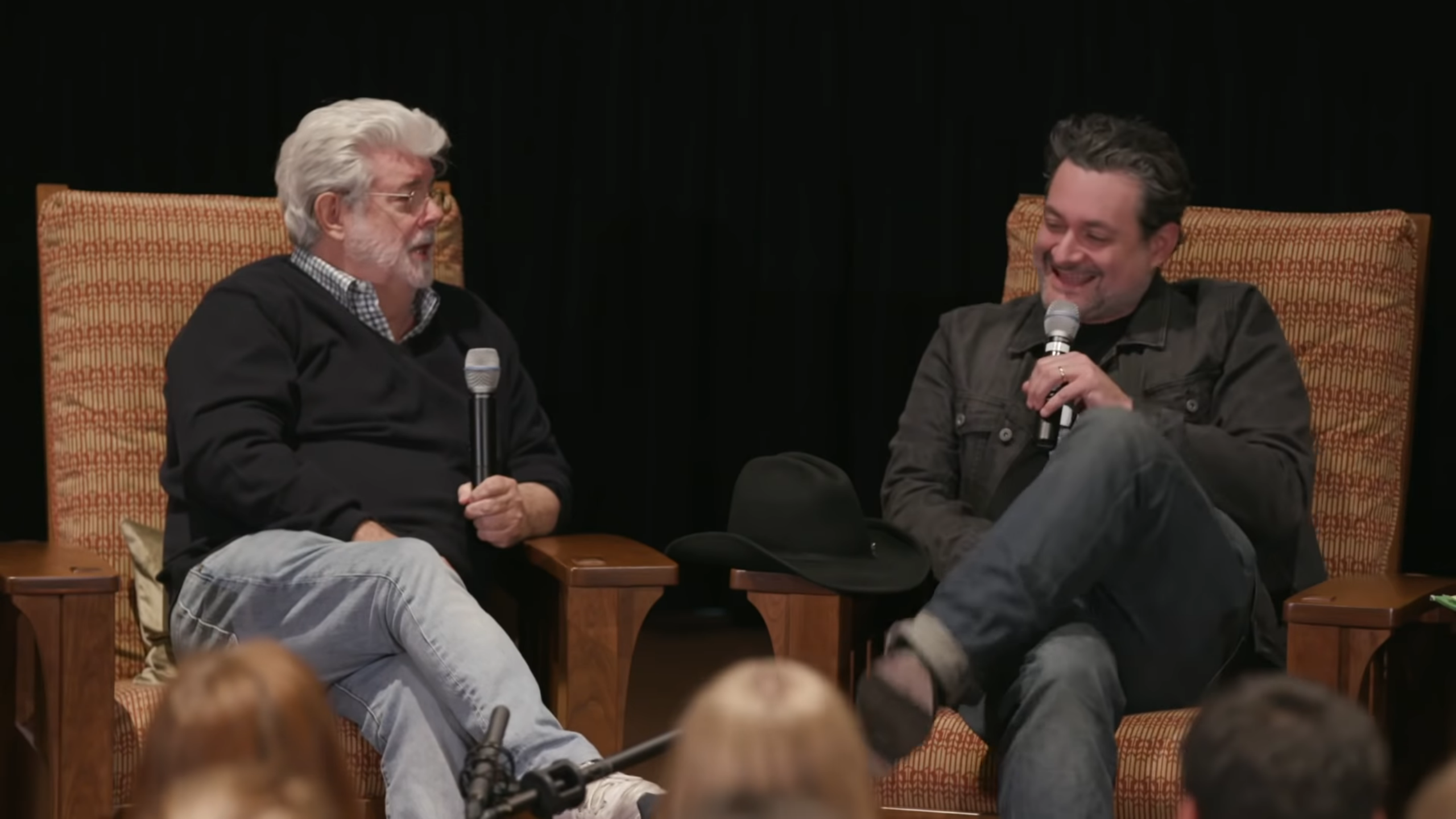 George Lucas And Dave Filoni Wax Lyrical About Making Star Wars: The Clone Wars In This Incredible Interview
