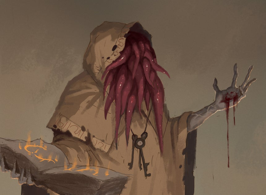 Hello Sir Have You Heard The Good Word About Cthulu...