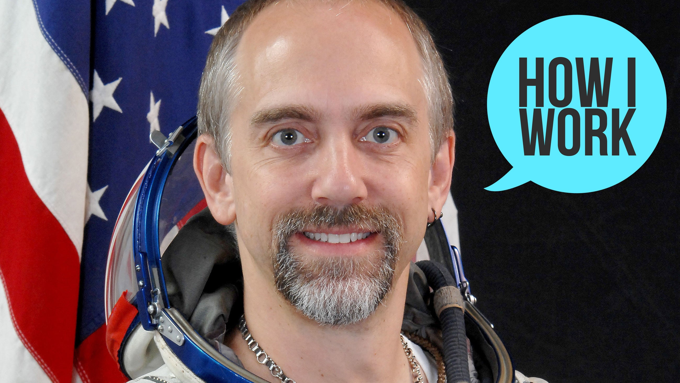I'm Richard Garriott, Aka Lord British, And This Is How I Work
