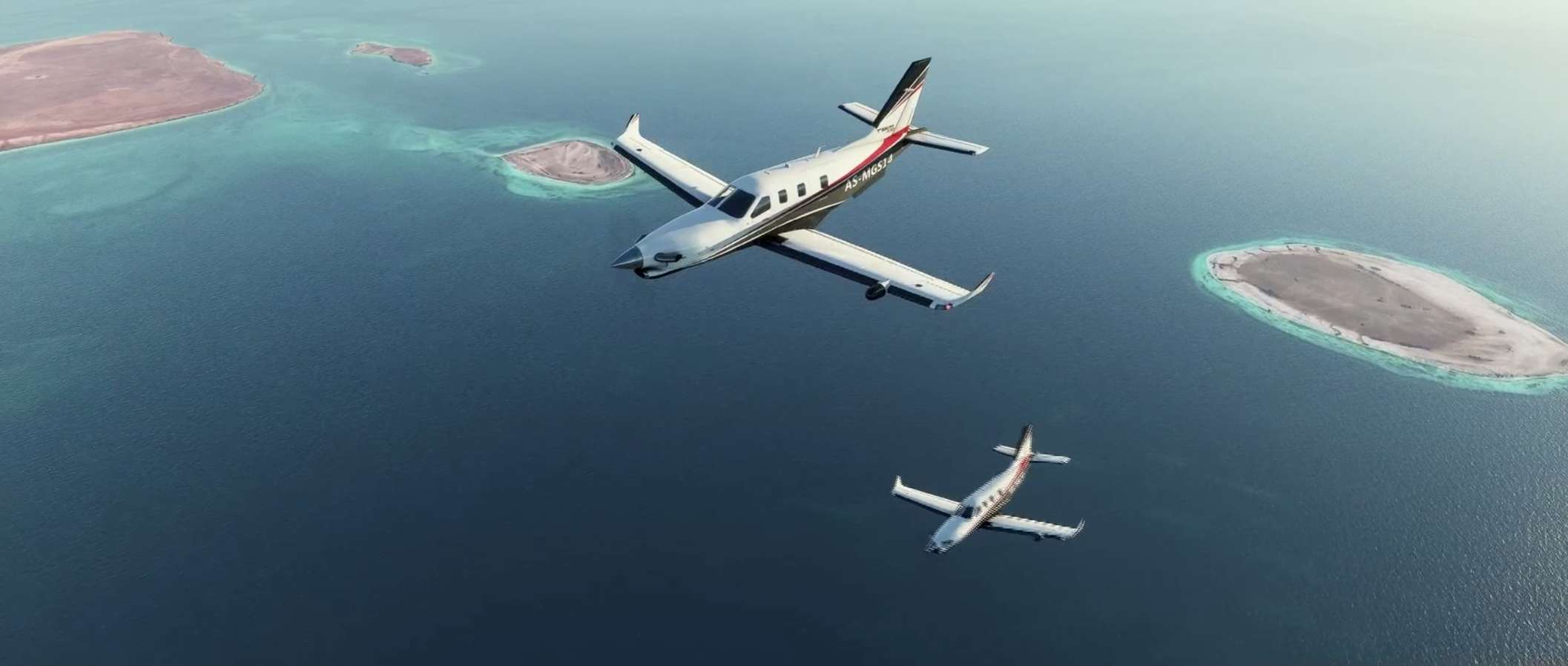 New Microsoft Flight Simulator Looks Uncannily Like Real Life
