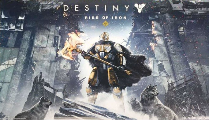 Leaked Poster Reveals Destiny's Next Expansion, Rise of Iron
