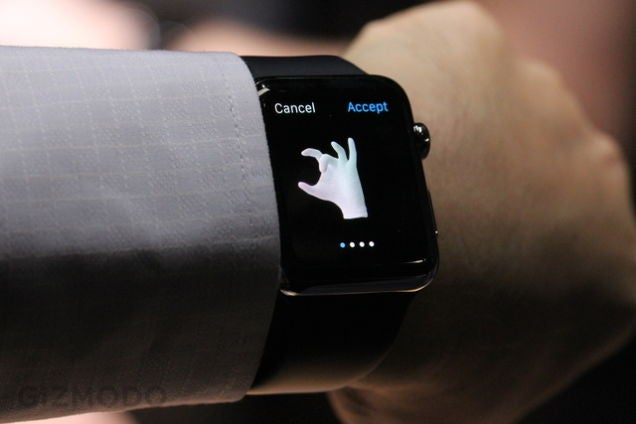 Apple Watch Hands On: So Much Potential in Such a Shiny Package
