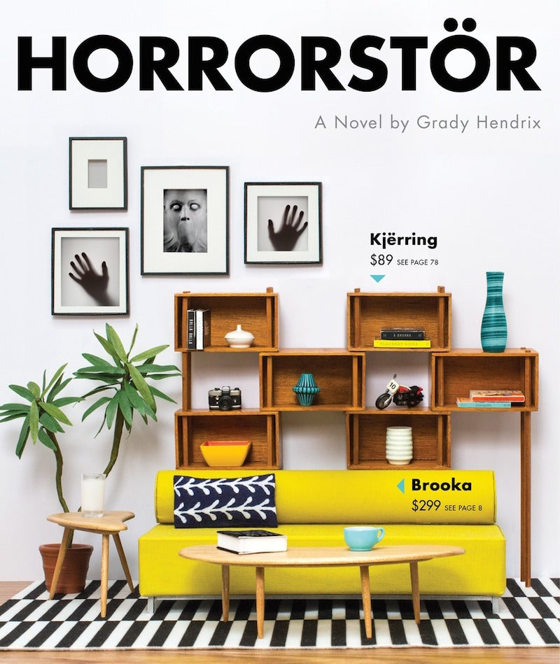 There's a Horror Novel Lurking in These Ikea-Style Photos