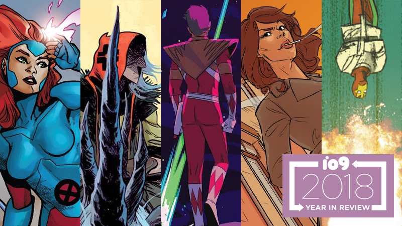 The Best Comics Of 2018