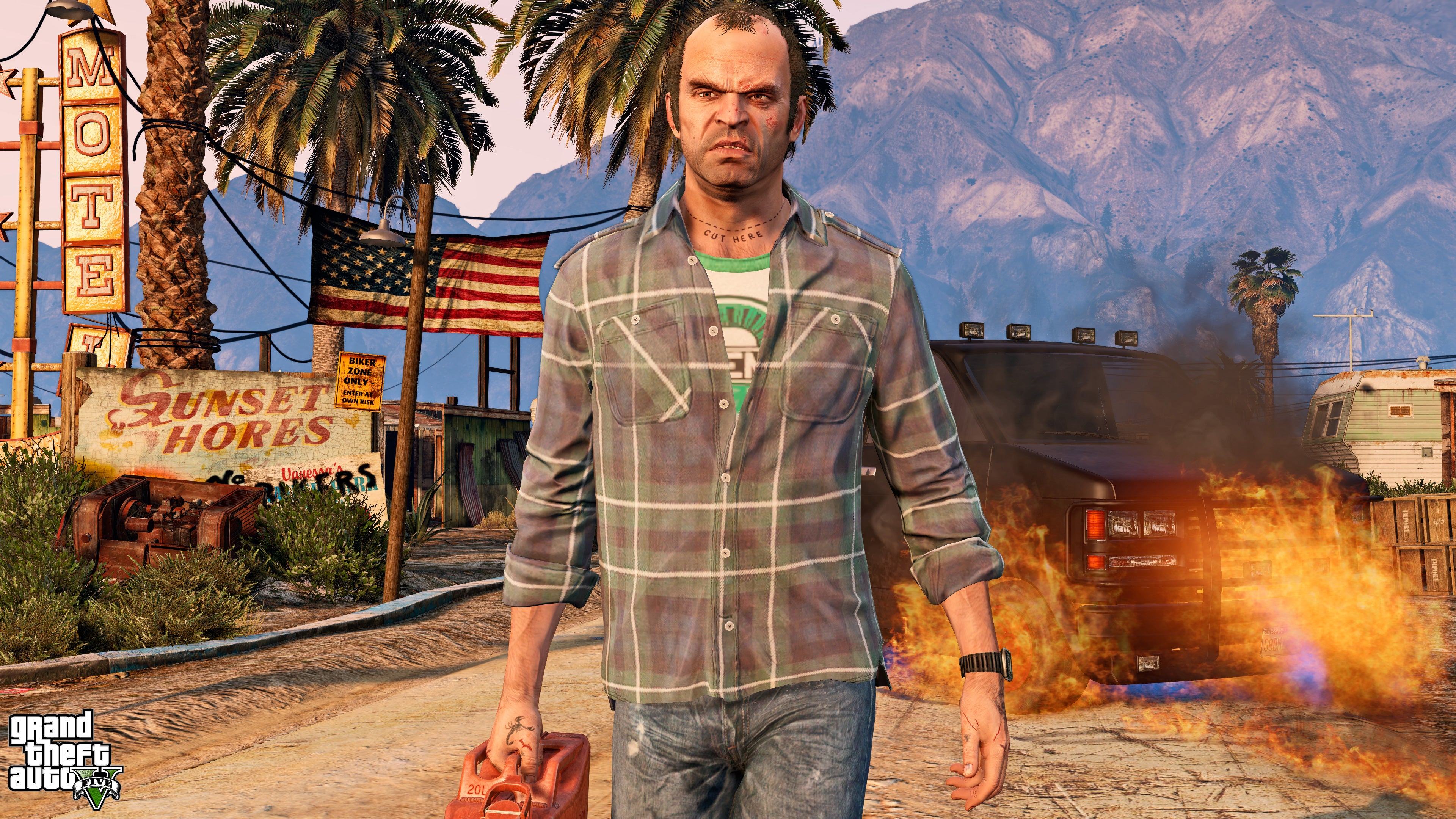 Watchdog Slams Lead Grand Theft Auto Studio For Avoiding Corporate Taxes In The UK