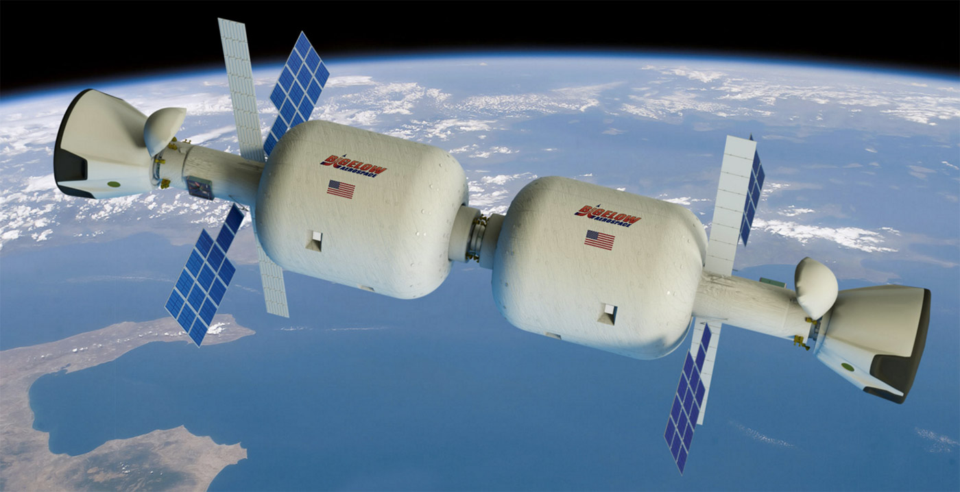 Space Companies Promise Full Inflatable Space Stations in Orbit by 2020