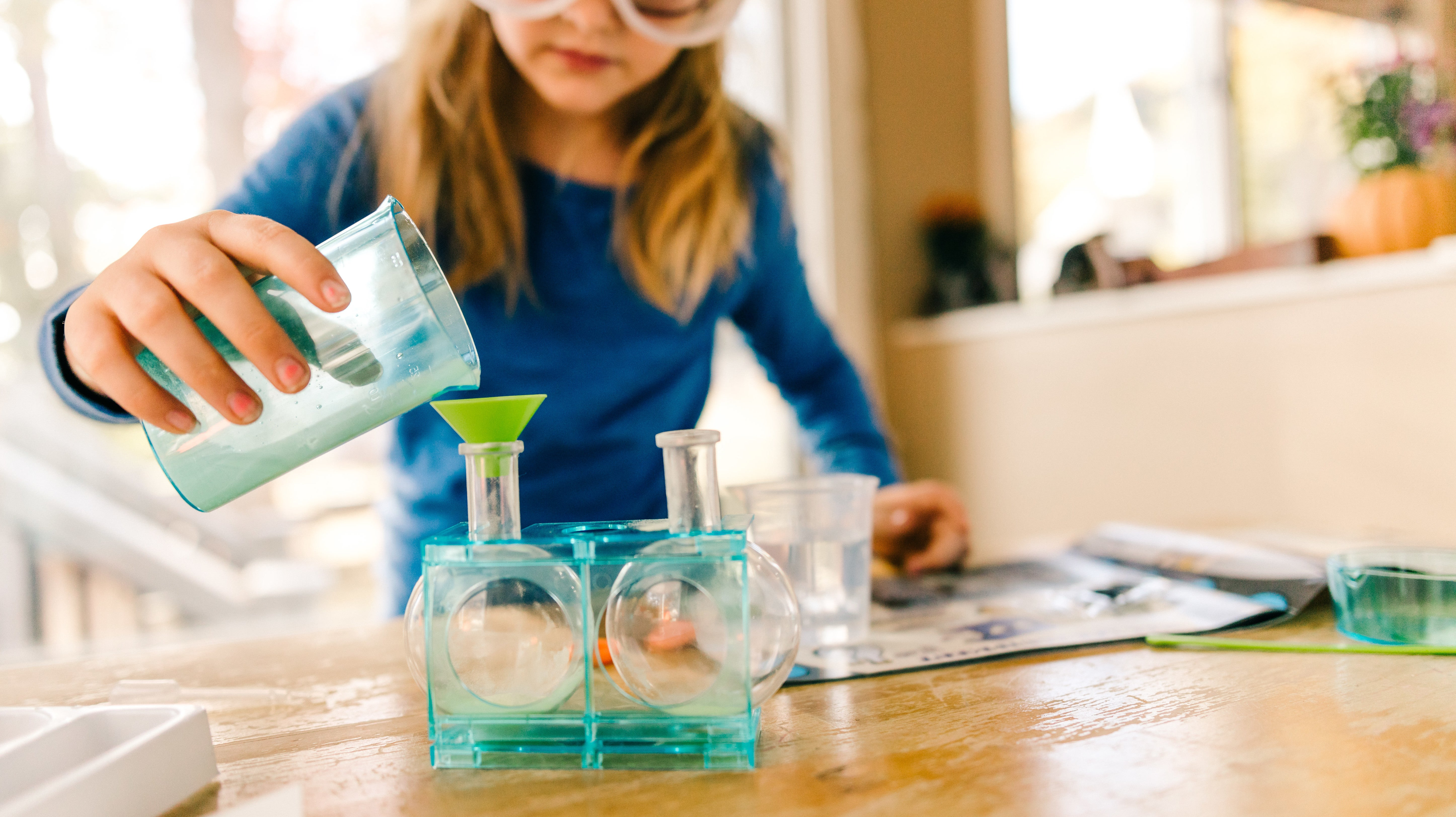 Find Hundreds Of Science Experiment Ideas In 'Scientific American'