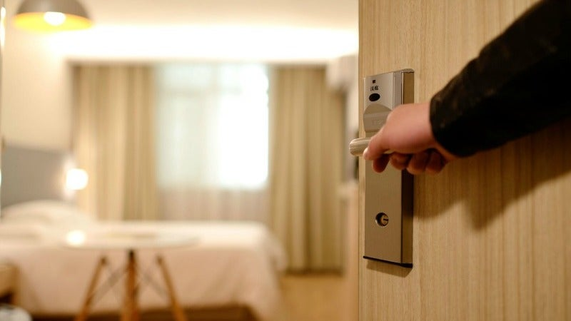 PSA: You Don't Actually Need A Hotel Room Key To Operate The Lights