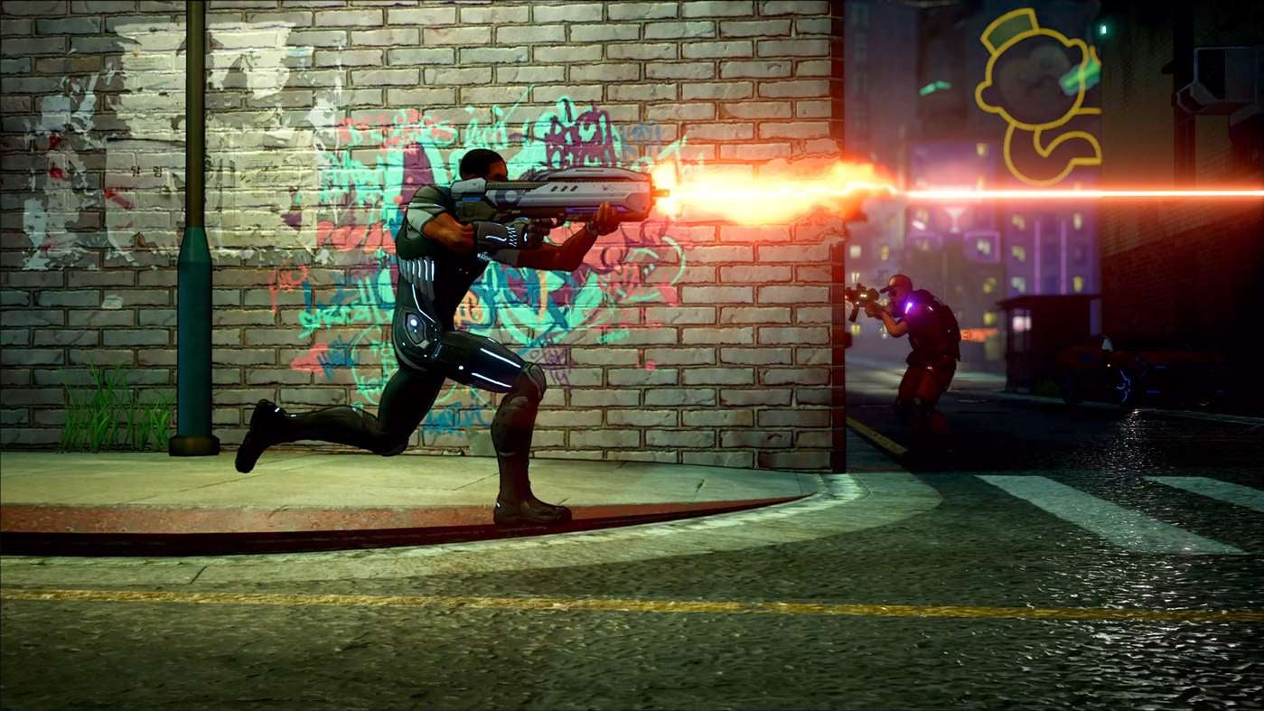 Crackdown 3's Multiplayer Is Already A Ghost Town