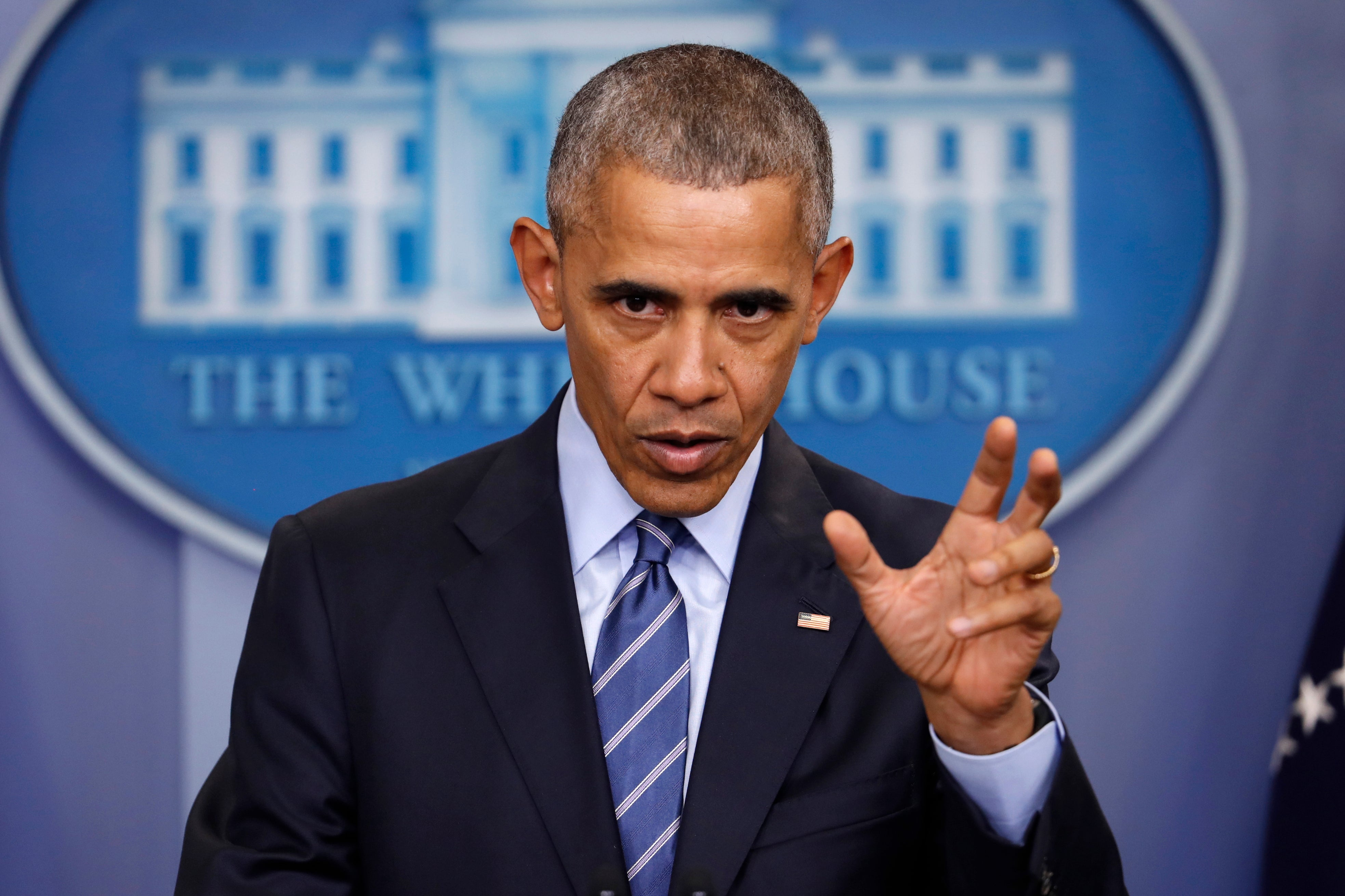 President Obama Fails To Announce US Election Do-Over