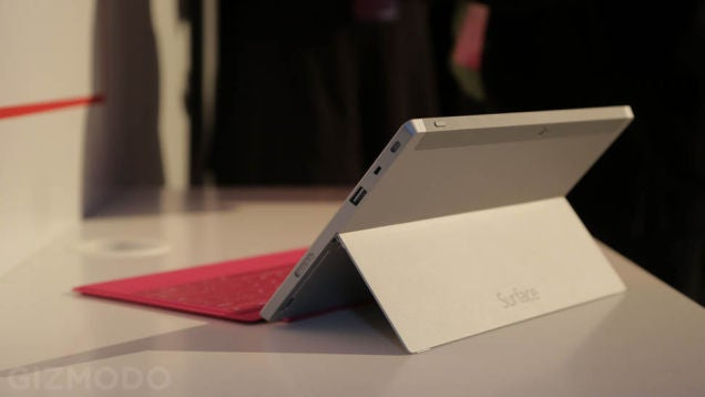 Report: The Surface Mini Existed But Microsoft Killed It