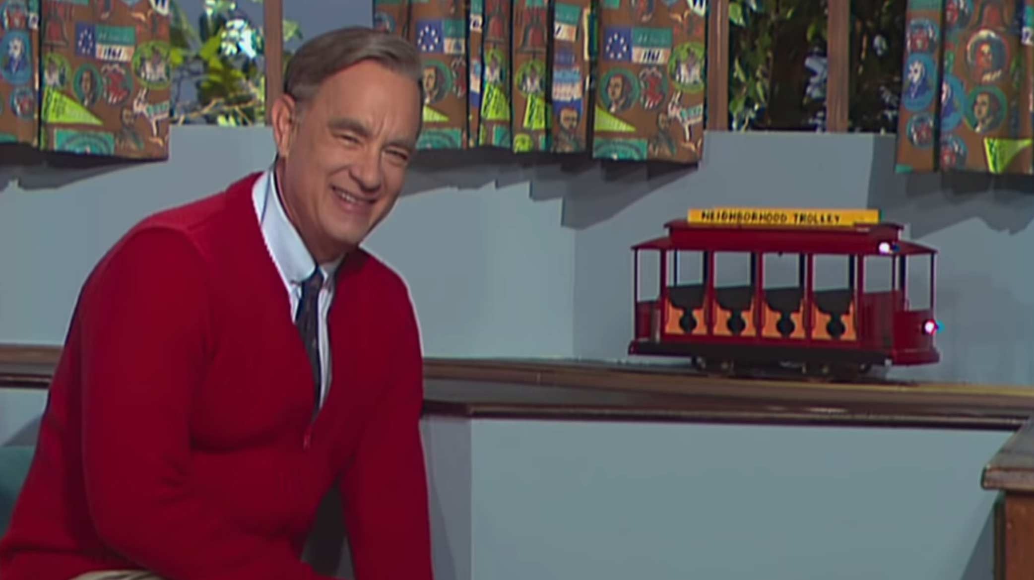 A Beautiful Day In The Neighbourhood's Trailer Proves Only Tom Hanks Could Embody Somebody Like Mr. Rogers