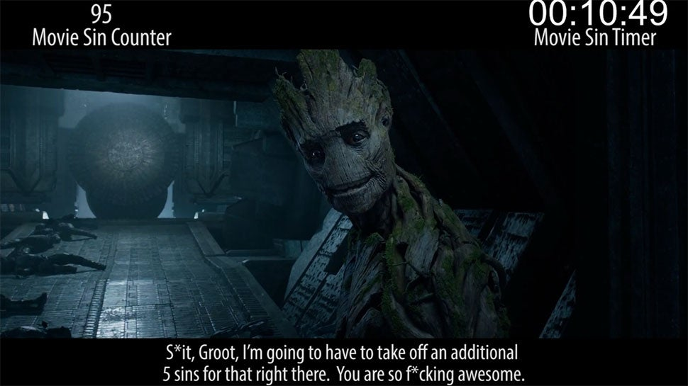 Not Even Cinema Sins Can Resist The Power Of Groot