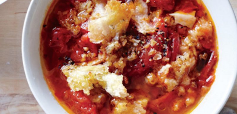 Use Up Stale Bread By Making This Classic, Hearty Soup