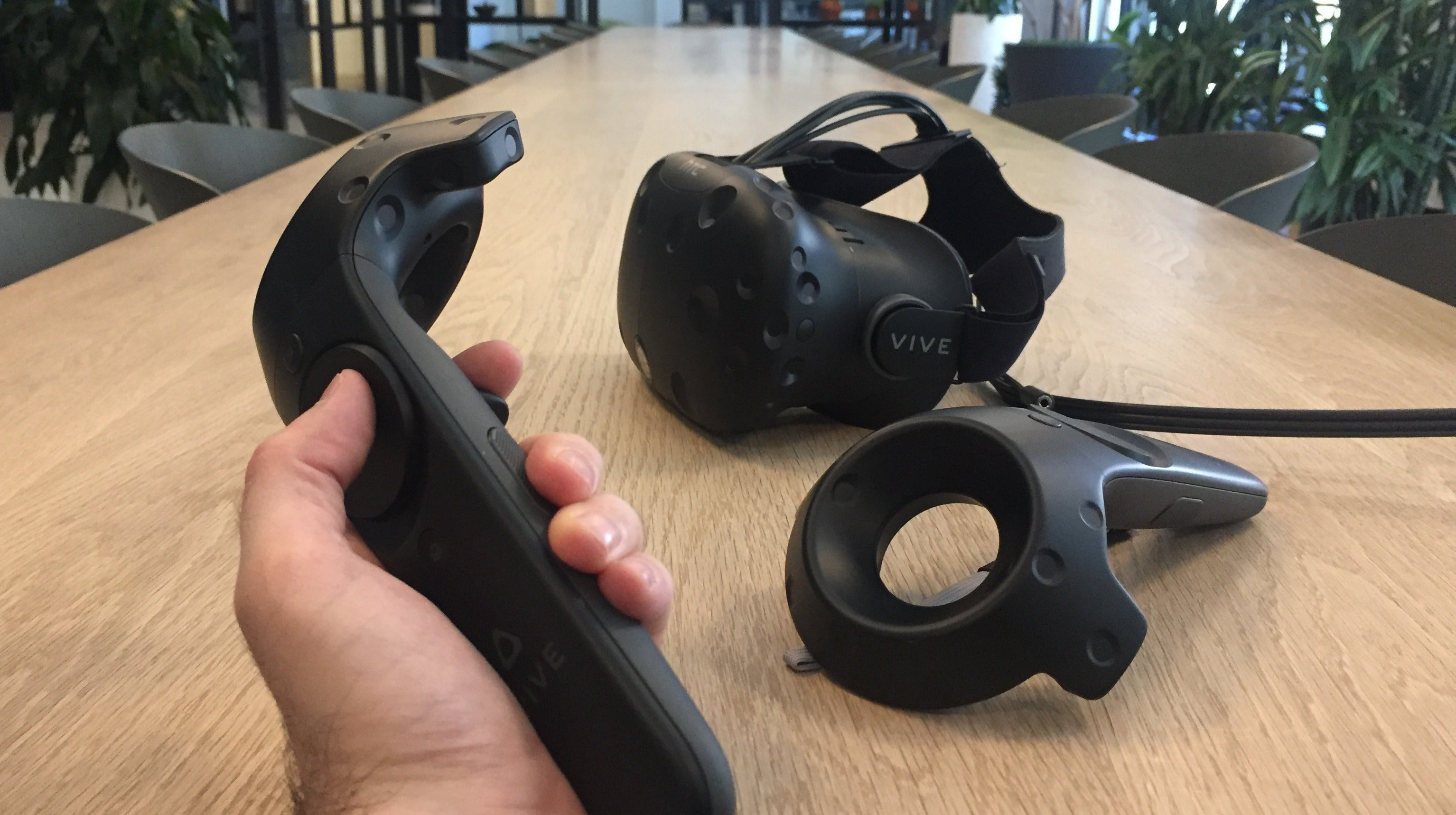 The HTC Vive Is Virtual Reality At Its Best And Worst