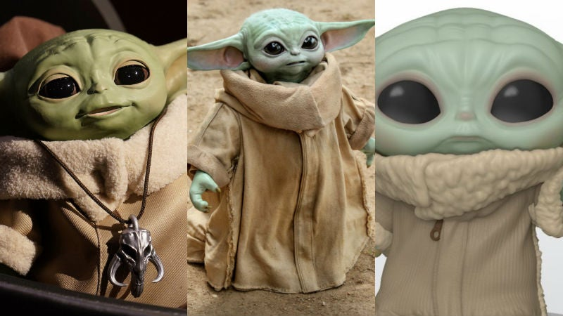 Which Baby Yoda Toy Is Right For You?