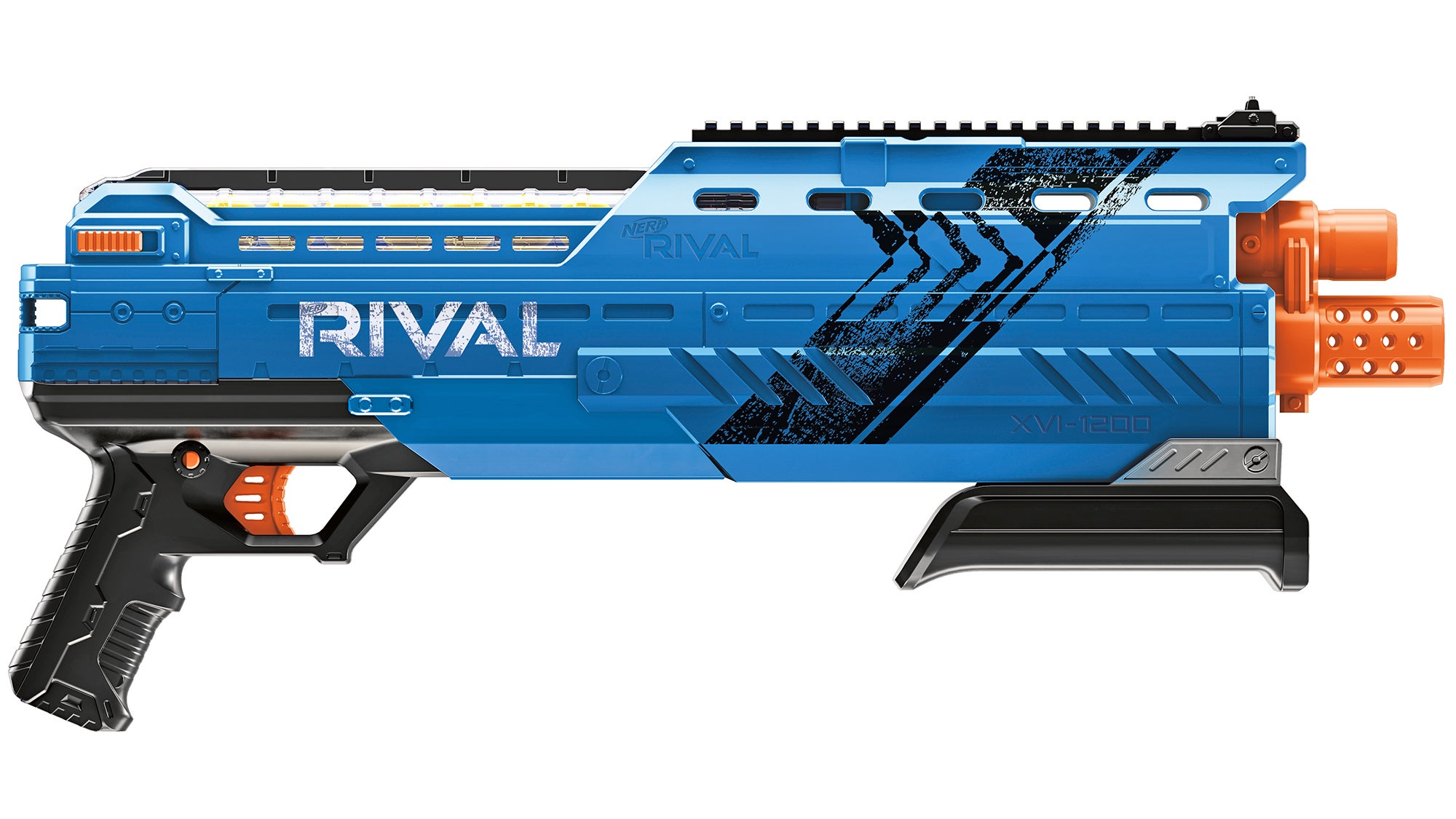 Nerf's Newest Rival Blaster Fires Two 113km/h Rounds With Every Pump