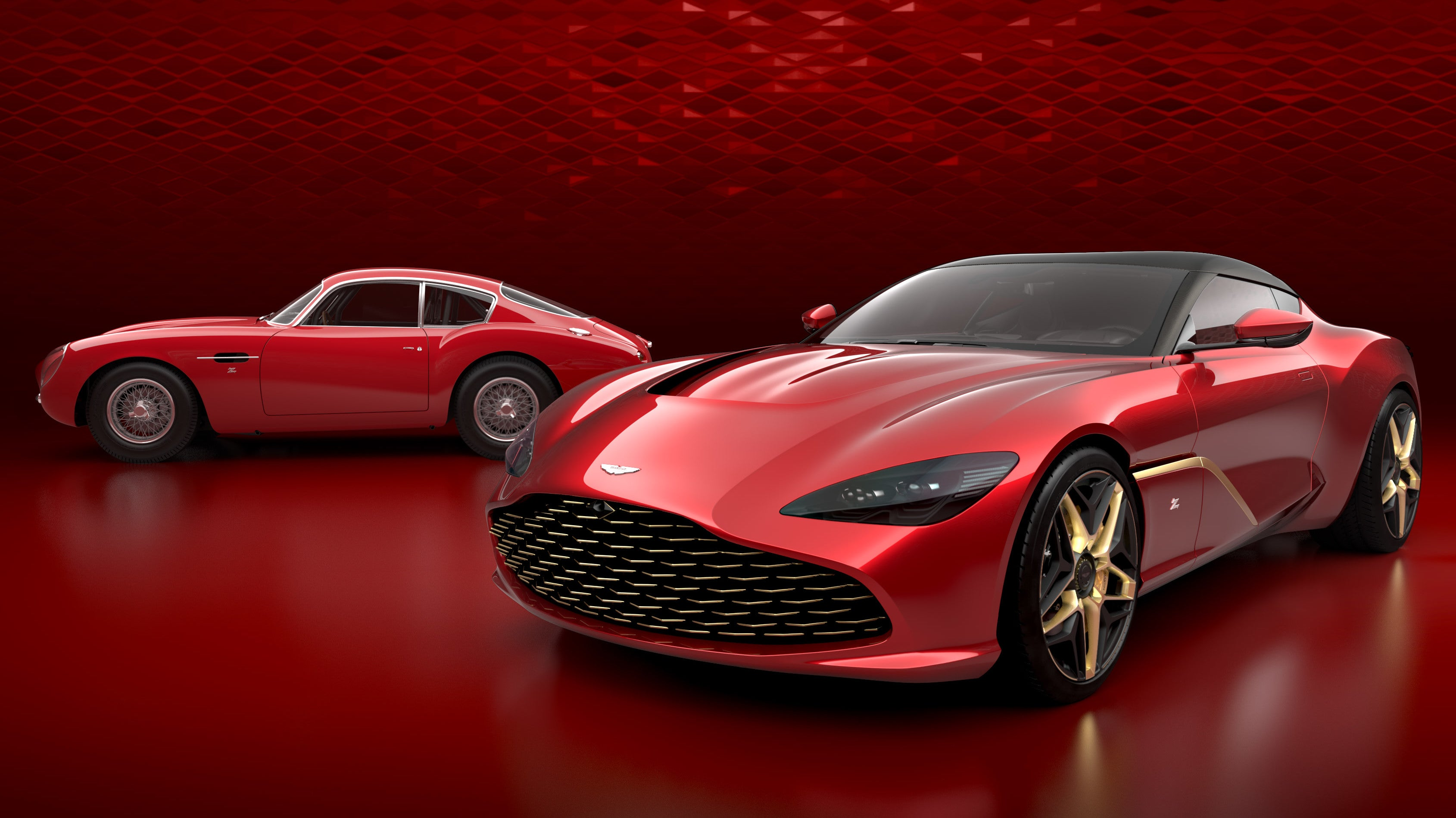 This $11 Million Aston Martin Has No Rear Window Because Glass Is For Poors
