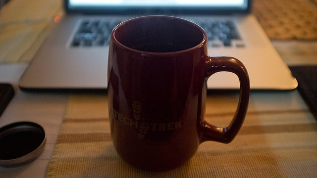 Keep Your Coffee Warm by Priming Your Mug With Hot Water