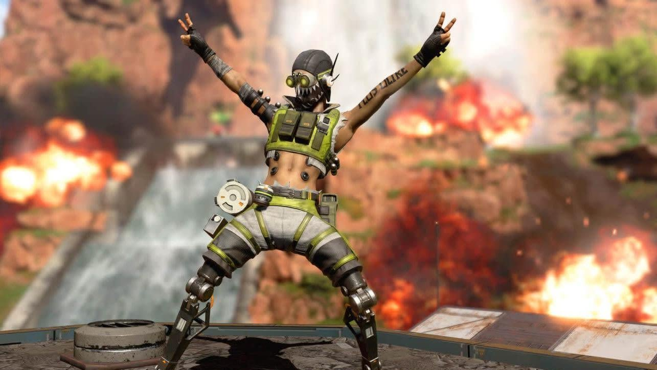 Apex Legends Is Getting A Real Training Mode