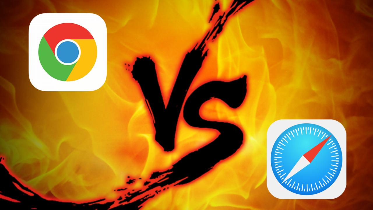 IPhone Browser Showdown: Chrome Vs. Safari