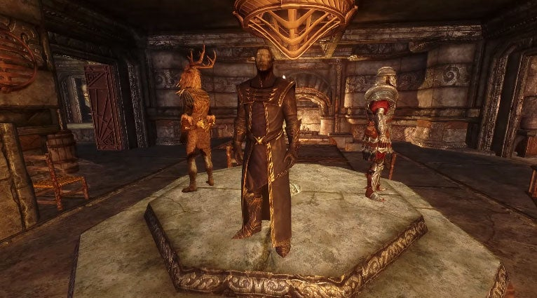 Skyrim Disguises Let You Walk Around Doing Whatever