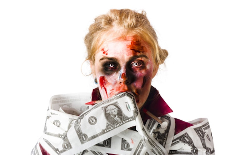 What Zombie Debt Is And How It Can Come Back To Haunt You