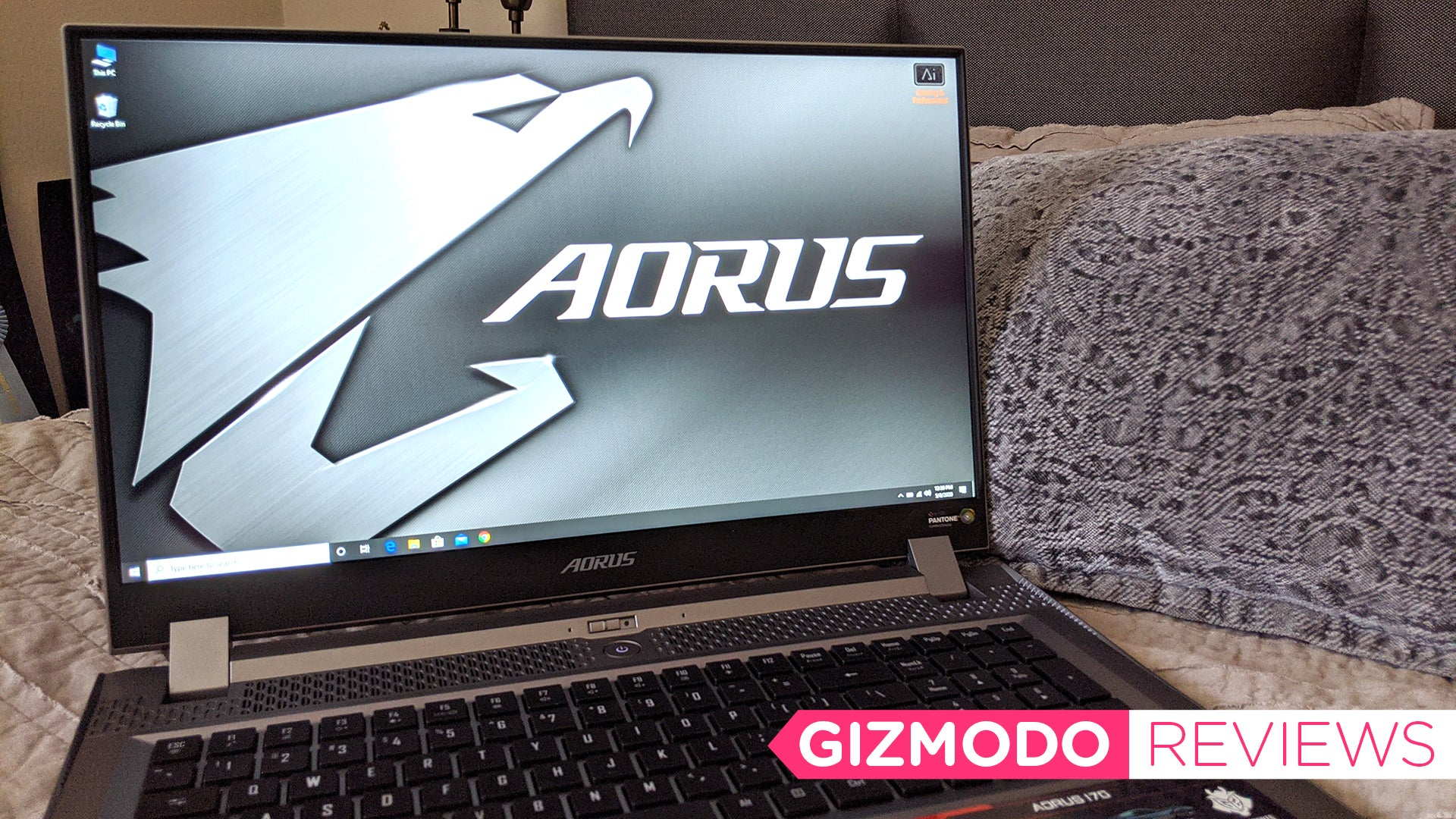 Gigabyte's New Aorus 17G Proves Thermals Matter More Than Ever In A Laptop