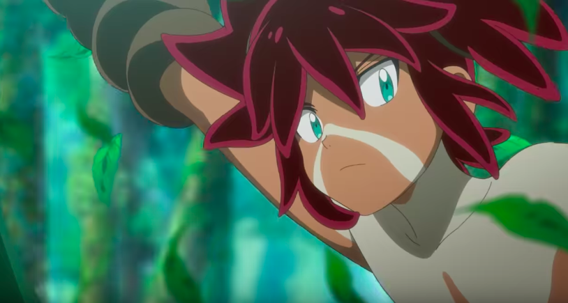 The New Pokémon Movie Is Pretty Much Ash Meets Tarzan