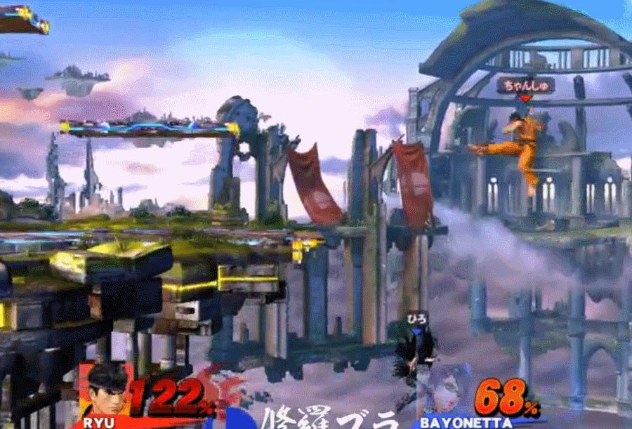 Bayonetta Player Humiliates Opponent In Japanese Smash Bros. Tournament