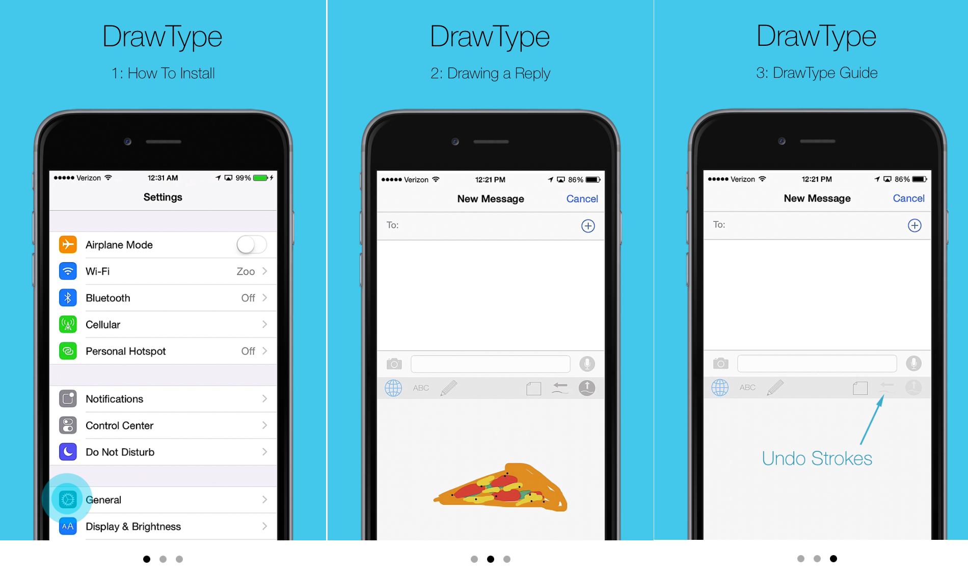 This iOS Keyboard Finally Lets You Draw Your Own Texts