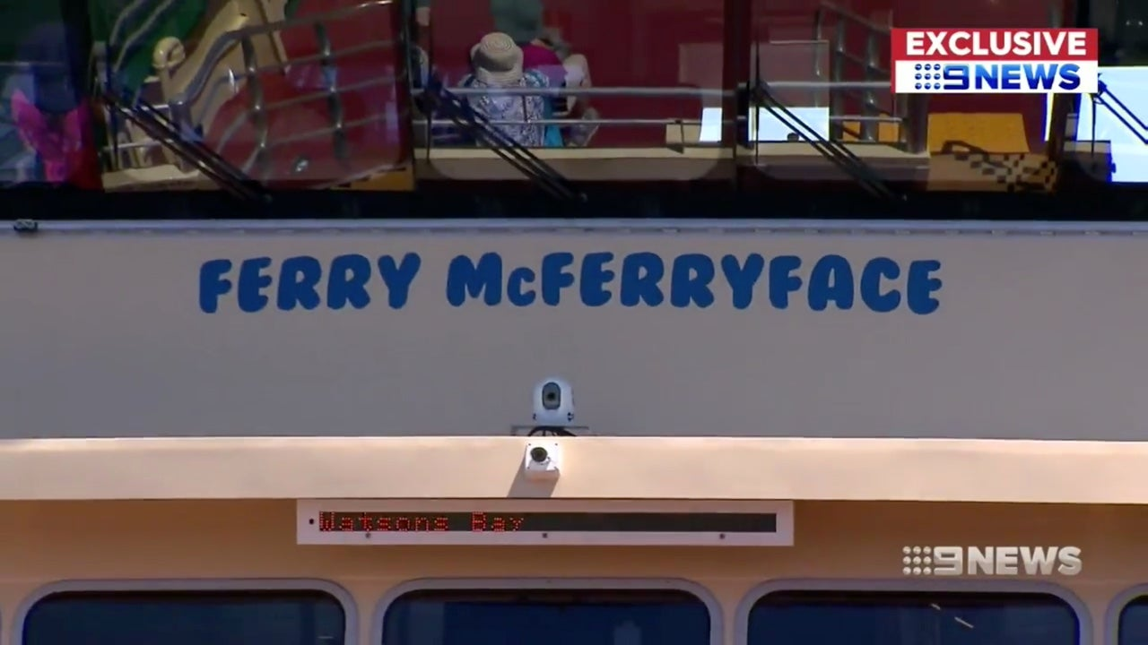 Australian Politician Names Boat 'Ferry McFerryface', Blames It On The Public When They Actually Voted For Something Else