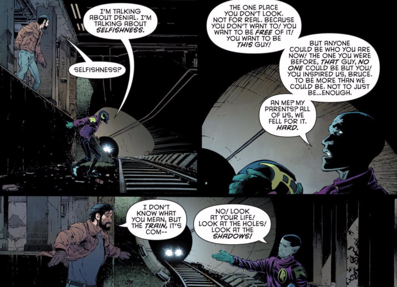 Spoiler: A Major Character Finally Returns in This Week's Batman Comic