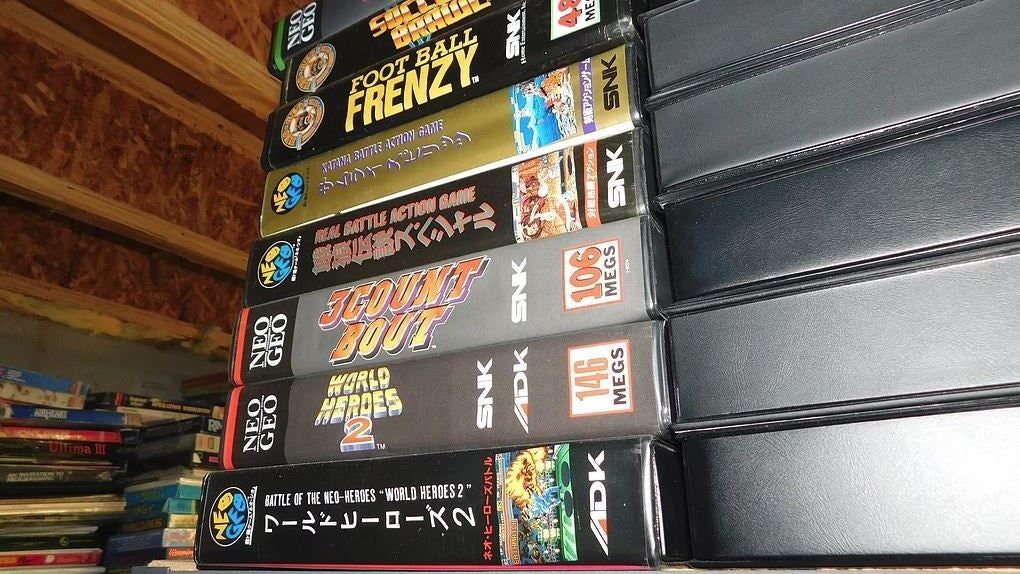 Colossal Vintage Game Collection, 35 Years In The Making, Will Be Auctioned This Month