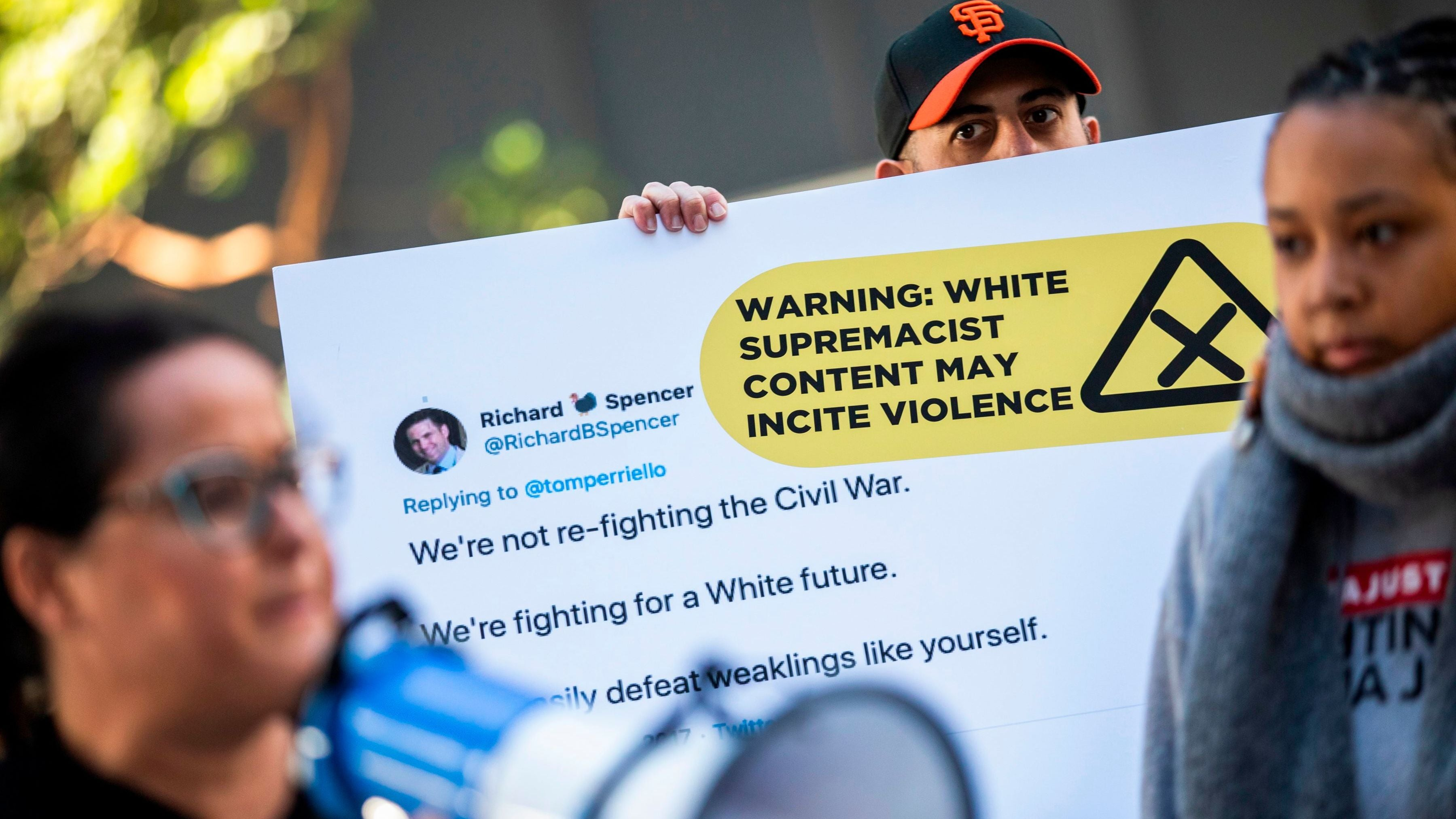 Civil Rights Groups Cancel Twitter's 'Birthday,' Say CEO Is Giving Nazis A 'Megaphone'