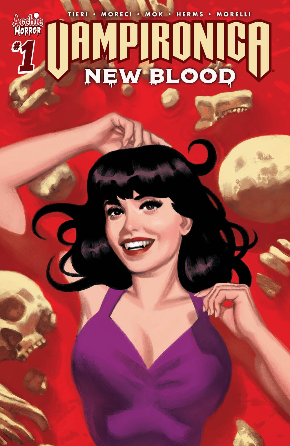 Image: Greg Smallwood, Archie Comics