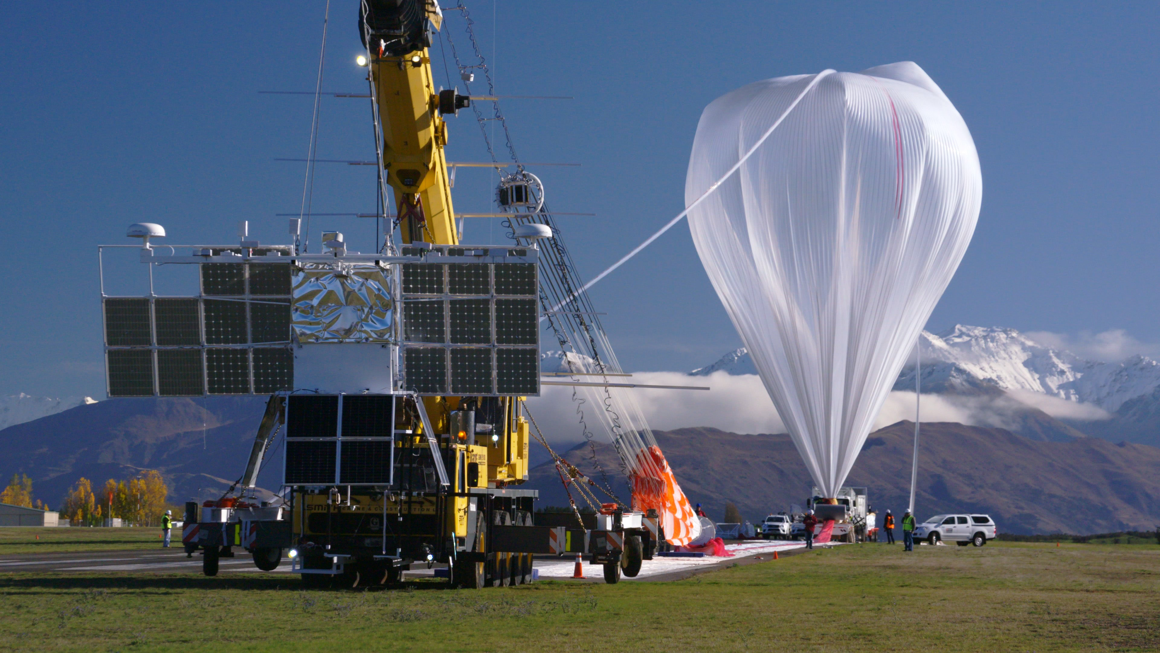 NASA's Giant Super Balloon Mission Is Called Off Early