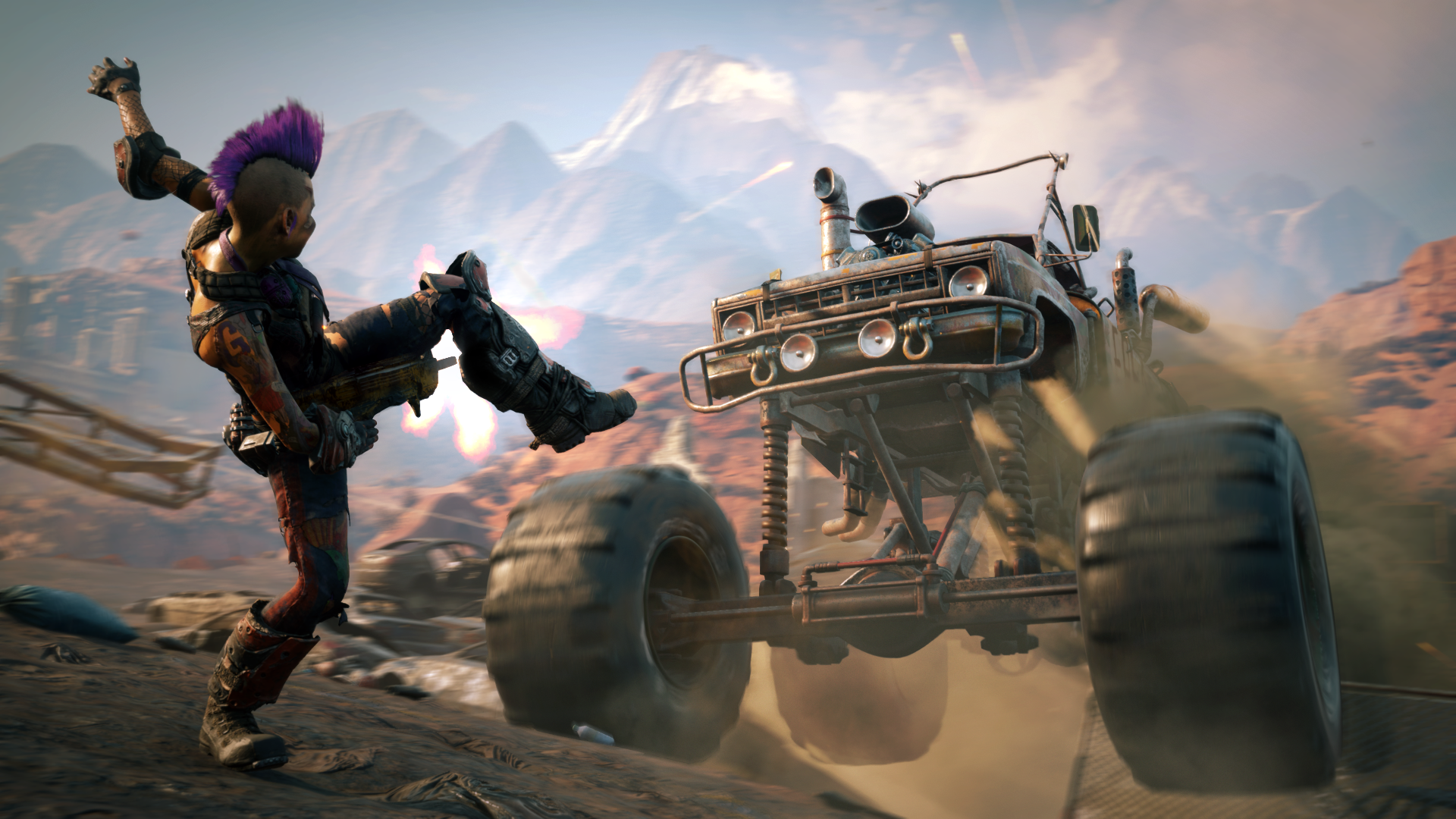 Rage 2 Plays A Lot Like Doom, And That's Awesome