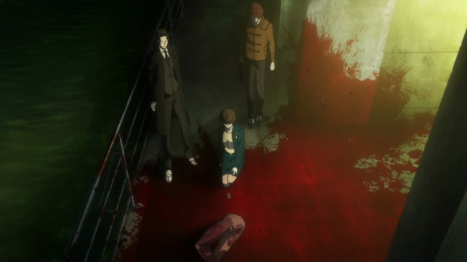 Psycho Pass 2 is a Deliciously Dark and Disturbing Cyberpunk Tale