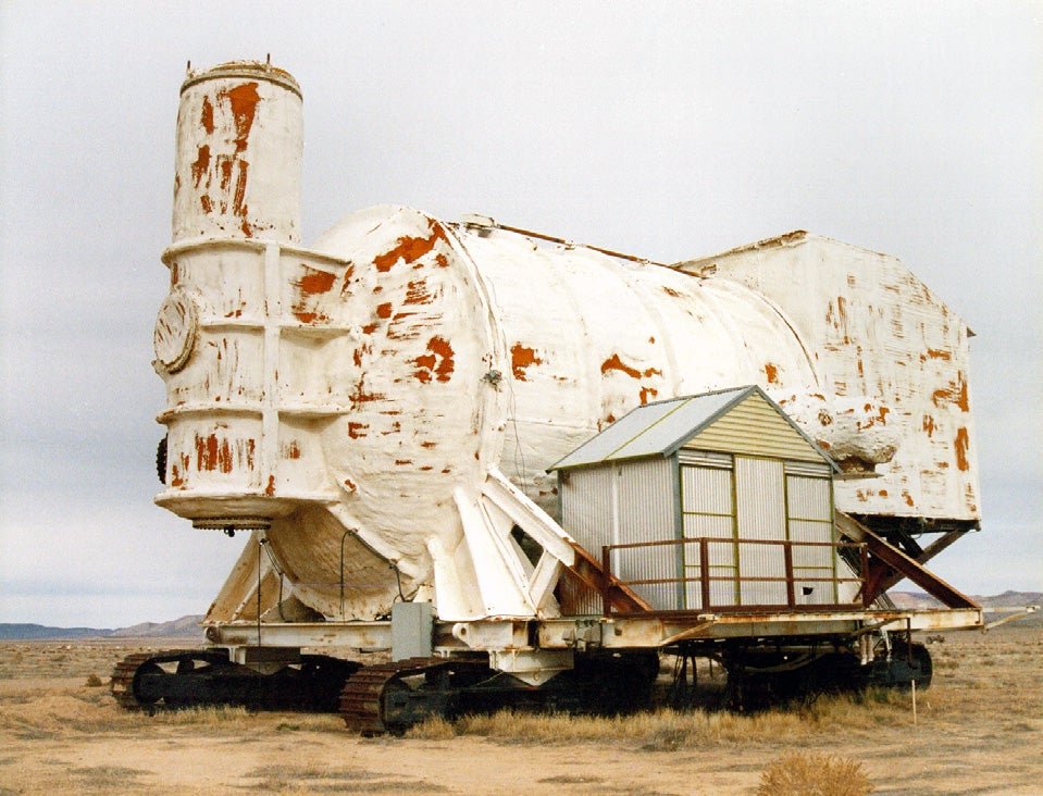 This Cold War Test Bed Irradiated Satellites Before the Soviets Could
