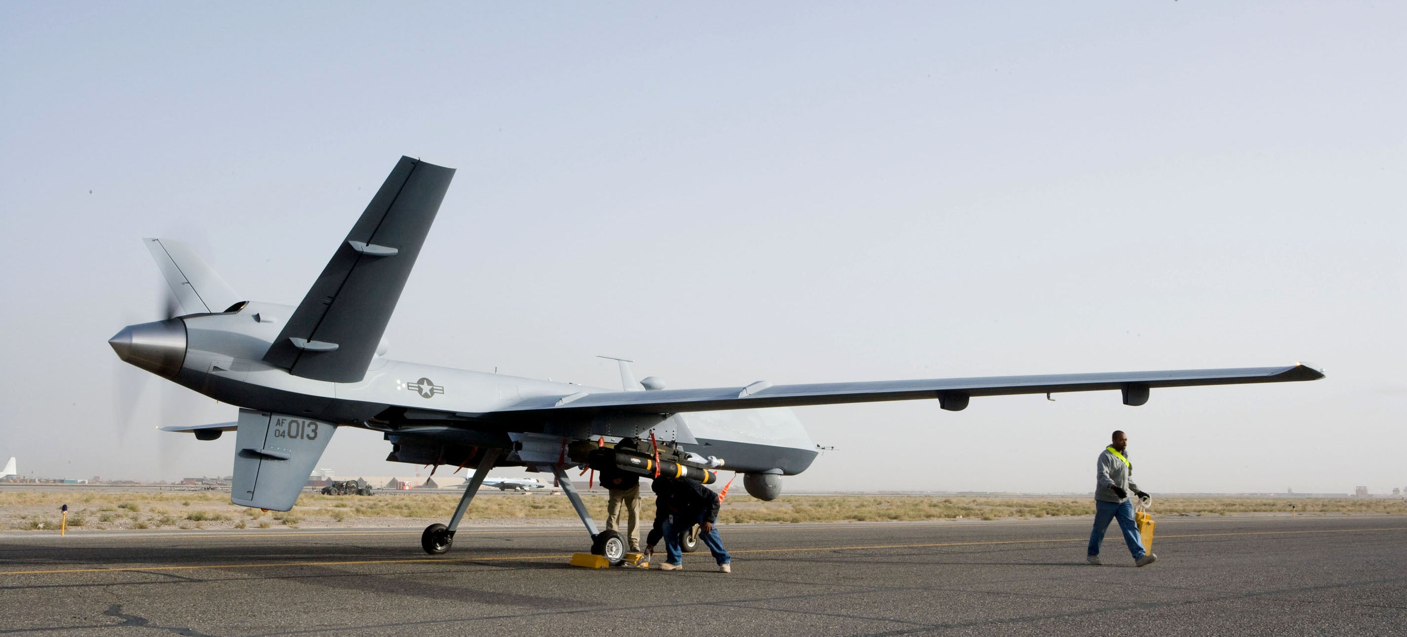 Military Drones Have Been Used for Non-Military Surveillance Above the US